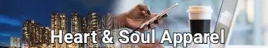 Heart & Soul Concerts Apparel Shop